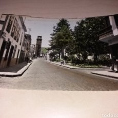 Postales: ANTIGUA POSTAL DE LA LAGUNA - TORRE DE LA CONCEPCIÓN - TENERIFE. Lote 121533287