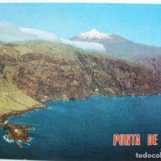 Postales: POSTAL. TENERIFE. ED. EUROAFRICANA DE CANARIAS. ESCRITA.. Lote 121896687