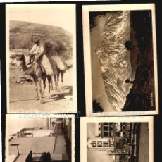 Postales: TENERIFE ISLAS CANARIAS 4 TARJETAS POSTALES CA1900 TIPO FOTOGRAFIA. Lote 121914907