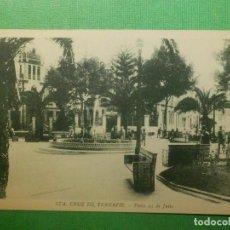 Postales: POSTAL - ESPAÑA - SANTA - STA. CRUZ DE TENERIFE - TENERFIE - PLAZA DEL 25 DE JULIO - SIN EDITOR. Lote 122321347