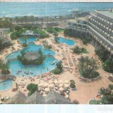 Postales: PLAYA DE LAS AMERICAS TENERIFE ESCRITA HOTEL CONQUISTADOR. Lote 122856411