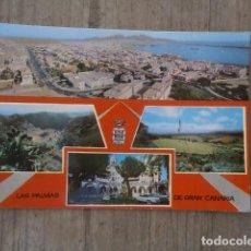 Postales: POSTAL LAS PALMAS DE GRAN CANARIA. Lote 122882863