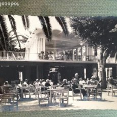 Postales: POSTAL PUERTO DE LA CRUZ TENERIFE BAR DINAMICO. Lote 122917975