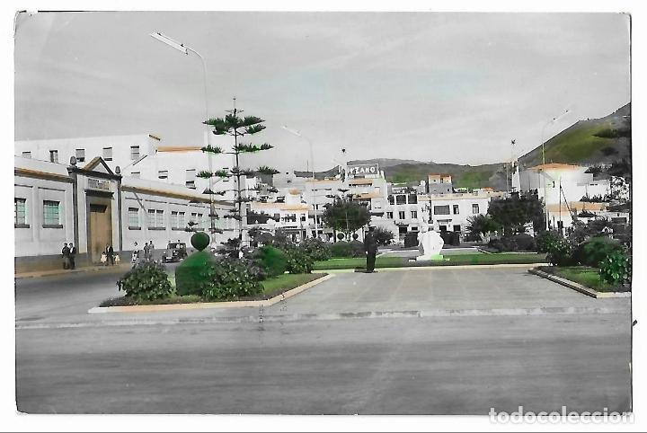 LAS PALMAS DE GRAN CANARIA. Nº 62. ENTRADA DEL PUERTO DE LA LUZ. EDICIONES PARIS J.M. (Postales - España - Canarias Antigua (hasta 1939))