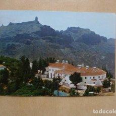 Postales: POSTAL CANARIA, PARADOR NACIONAL CRUZ DE TEJEDA. Lote 124030515