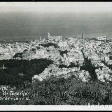 Postales: POSTAL SANTA CRUZ DE TENERIFE CANARIAS VISTA PANORAMICA Nº 2 . CIF CA AÑO 1950. Lote 124215371