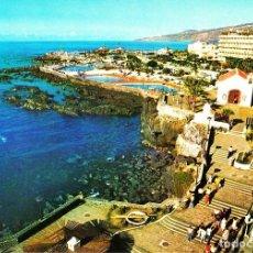 Postales: PUERTO DE LA CRUZ - TENERIFE -PASEO SAN TELMO Y PISCINA- (ED. CASTRO Nº 1015) SIN CIRCULAR / P-3533. Lote 124523331