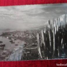 Postales: SANTA CRUZ DE TENERIFE, VISTA PARCIAL DE PUERTO. ED LUJO 70. CIRCULADA 1955. Lote 124556419