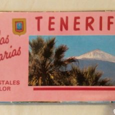 Postales: TENERIFE, 21 POSTALES A COLOR, FUELLE. Lote 124576975