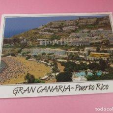 Postales: POSTAL-GRAN CANARIA-PUERTO RICO-SIN CIRCULAR-SIEN ESCRIBIR-NUEVA-VER FOTOS.. Lote 125234507