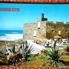 Postales: PUERTO DE LA CRUZ - TENERIFE - CASTILLO DE SAN FELIPE. Lote 125259603