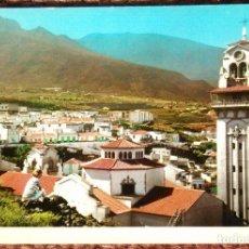 Postales: ALDEA DE LA CANDELARIA - TENERIFE. Lote 125259659