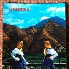 Postales: LA GOMERA - TRAJES TIPICOS. Lote 125259703