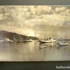 Postales: POSTAL SANTA CRUZ DE TENERIFE. INTERIOR DEL PUERTO. . Lote 125429175