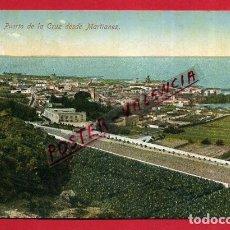 Postales: POSTAL TENERIFE, CANARIAS, PUERTO DE LA CRUZ DESDE MARTIANEZ, P88994. Lote 125638327