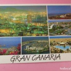 Postales: POSTAL-GRAN CANARIAS-VARIAS VISTAS PLAYAS-SIN CIRCULAR-SIN ESCRIBIR-VER FOTOS. Lote 125851483