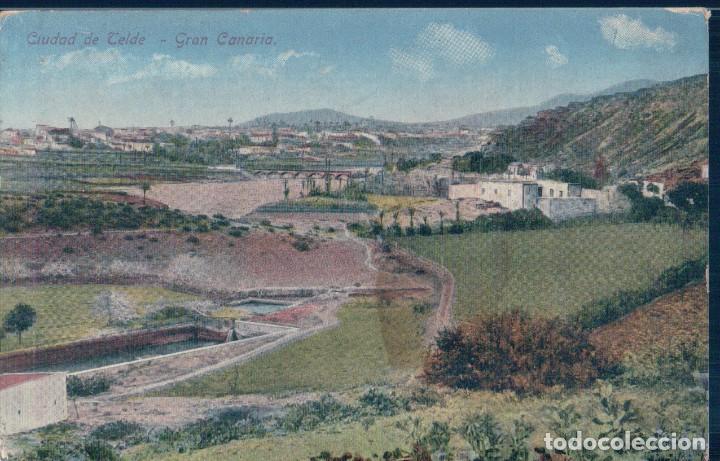POSTAL CIUDAD DEL TEIDE - GRAN CANARIA - RODRIGUES BROS (Postales - España - Canarias Antigua (hasta 1939))