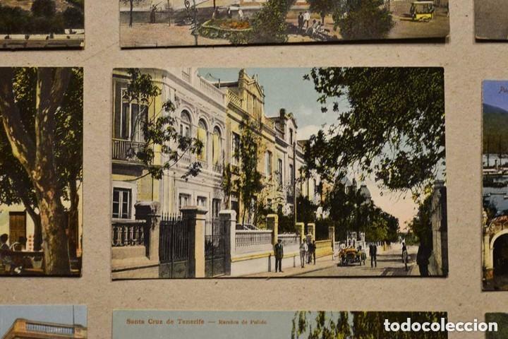 Postales: lote de 10 antiguas postales santa cruz de tenerife (canarias) sin circular - Foto 4 - 128949359