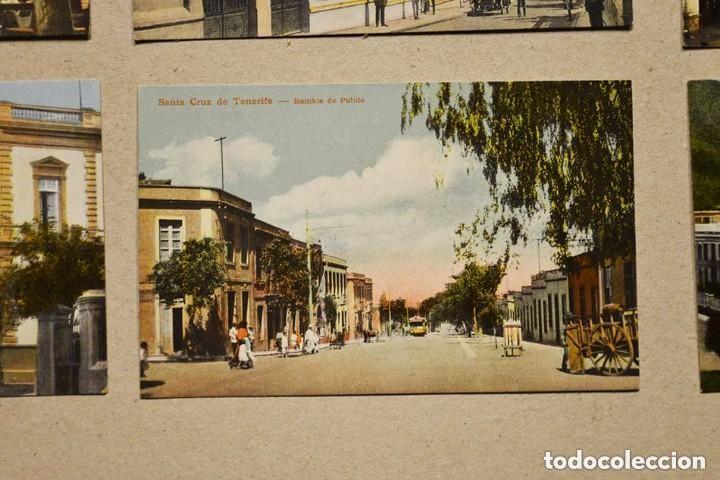 Postales: lote de 10 antiguas postales santa cruz de tenerife (canarias) sin circular - Foto 5 - 128949359