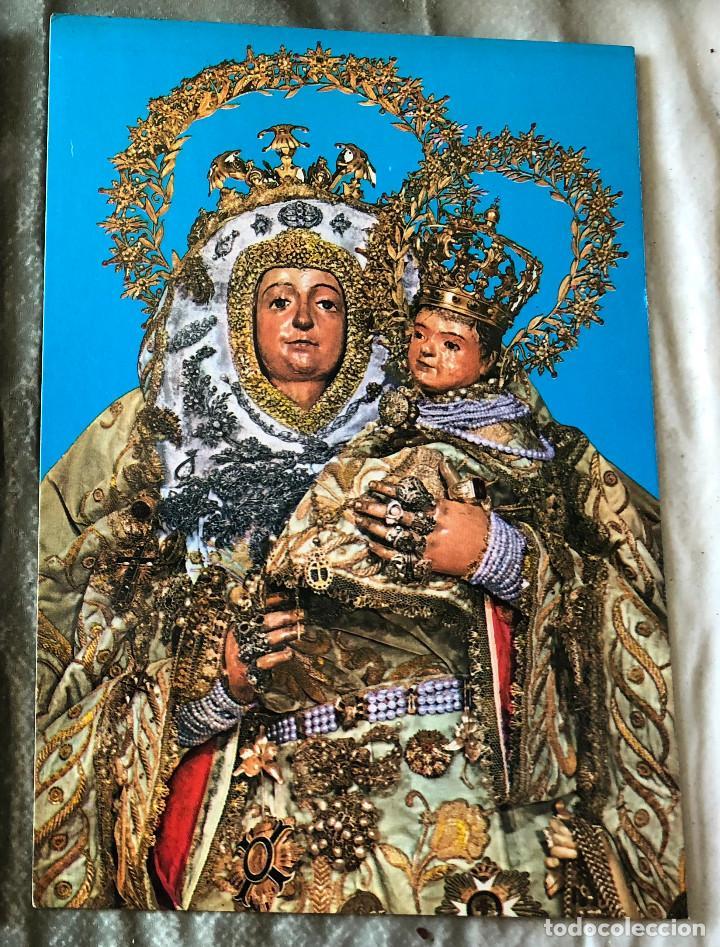 VIRGEN DEL PINO. TEROR, GRAN CANARIA. AÑOS 90. NUEVA. (Postales - España - Canarias Antigua (hasta 1939))