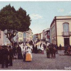 Postales: LA OROTAVA (TENERIFE). NOBREGAS ENGLISH BAZAR. NO CIRCULADA (AÑOS 10). Lote 129298247