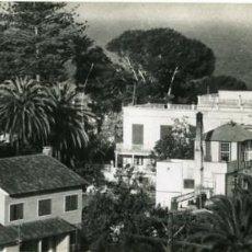 Postales: PUERTO DE LA CRUZ (TENERIFE). HOTEL MARTÍNEZ. POSTAL SUPERPANORÁMICA. FOTOGRÁFICA........ Lote 129743907