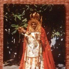 Postales: TENERIFE - VIRGEN DE LA CANDELARIA. Lote 130035619