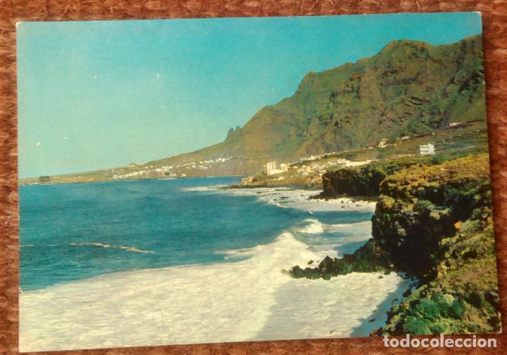TENERIFE - COSTA DE BAJAMAR Y PUNTA DE HIDALGO (Postales - España - Canarias Moderna (desde 1940))