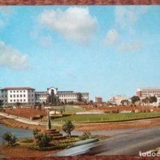 Postales: TENERIFE - UNIVERSIDAD Y COLEGIO MAYOR DE LA LAGUNA. Lote 130036391