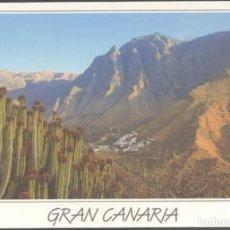 Postales: GRAN CANARIA .- VALLE DE AGAETE. Lote 130092007
