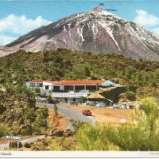 Postales: [POSTAL] EL TEIDE VISTO DESDE EL MERENDERO 'EL PORTILLO'JOHN HINDE OR. (CANARIAS) A1971 (CIRCULADA). Lote 130885556