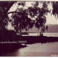 Postales: TENERIFE - EL ROQUE DE GARACHICO FOTO-F.B.. Lote 130945436