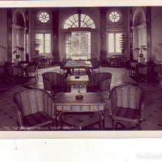 Postales: TENERIFE VESTIBULO HOTEL TAORO OROTAVA. Lote 130945544