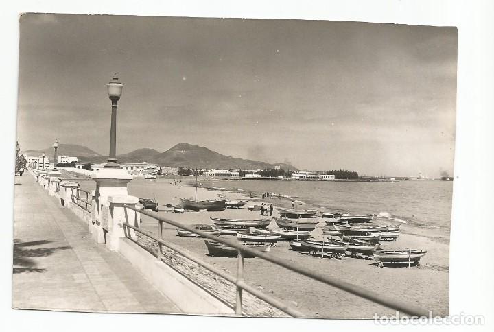 LAS PALMAS - PLAYA ALCARAVANERAS - Nº 1010 (Postales - España - Canarias Moderna (desde 1940))