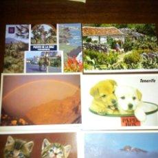 Postales: LOTE DE POSTALES DE LAS ISLAS CANARIAS. Lote 132335727