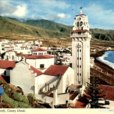 Postales: CANDELARIA – TENERIFE – E. LUDWIG – JOHN HINDE STUDIOS - SIN CIRCULAR . Lote 132399846