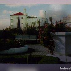 Postales: POSTAL. ISLA DE LANZAROTE. CANARIAS. PARADOR NACIONAL DE TURISMO EN ARRECIFE. FOTO GABRIEL. ESCRITA.. Lote 132519198