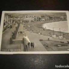 Postales: PUERTO DE LA LUZ GRAN CANARIA PLAYA DE LAS CANTERAS FOTO BAENA POSTAL FOTOGRAFICA. Lote 132685678