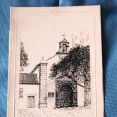 Postales: HERMITA DE SAN TELMO DE GRAN CANARIAS.. Lote 133600010