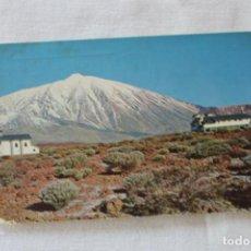 Postales: POSTAL DE LAS CAÑADAS .- TENERIFE AÑO 1963. Lote 133819162