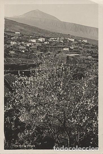 X120492 ISLAS CANARIAS ISLAS CANARIAS TENERIFE LA VICTORIA RARO PLANO VERTICAL... Y NO HORIZONTAL... (Postales - España - Canarias Antigua (hasta 1939))