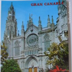 Postales: POSTAL. 2835. ARUCAS. GRAN CANARIA. LA CATEDRAL. COLECCIÓN PERLA. ED. PAGSA. NO ESCRITA. . Lote 134193354