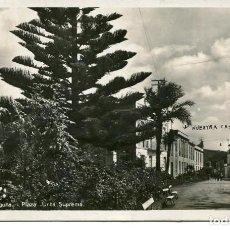 Postales: TENERIFE -LA LAGUNA.-PLZA JUNTA SUPREMA- AÑO 1930--BAENA. Lote 134454406