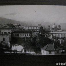 Postales: TENERIFE - JG 84 - VILLA DE LA OROTAVA . VISTA PARCIAL - FOTOGRAFICA - (53.323). Lote 135450126