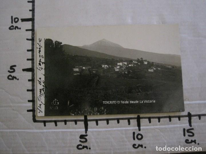 Postales: TENERIFE - JG 35 - EL TEIDE DESDE LA VICTORIA - FOTOGRAFICA - (53.324) - Foto 4 - 135450346