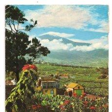 Postales: TENERIFE - VALLE DE LA OROTAVA, . Lote 135947206
