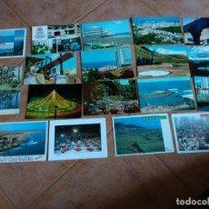 Postales: LOTE 18 POSTALES ISLAS CANARIAS. Lote 136025998