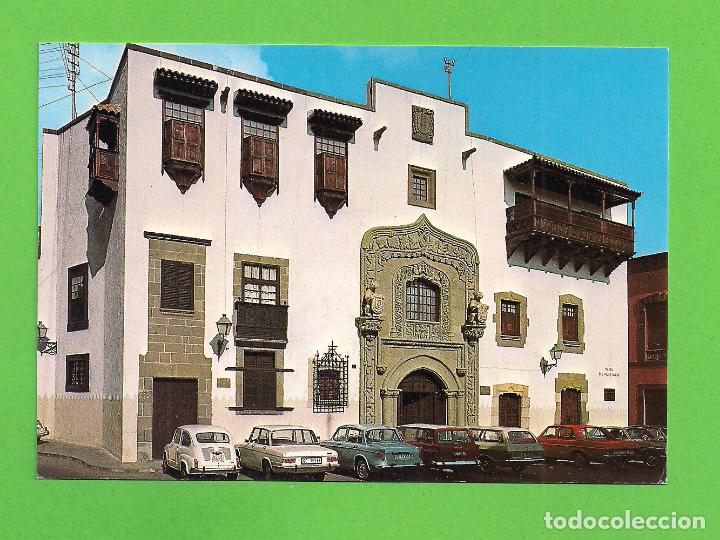 Postal Casa De Colón Las Palmas De Gran Can Comprar Postales