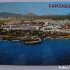 Postales: POSTAL. 2949. LANZAROTE. PUERTO DEL CARMEN. HOTEL FARIONES. COLECCIÓN PERLA. NO ESCRITA. . Lote 136739690