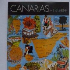Postales: POSTAL. 214. CANARIAS. TENERIFE. ED. ARMANDO PÉREZ. NO ESCRITA. . Lote 136740046